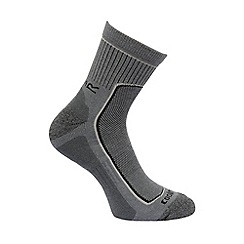 Regatta - Blue 'Active' lifestyle socks 2 pack