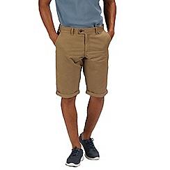 Regatta - Brown 'Santino' shorts