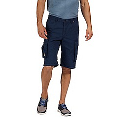 Regatta - Blue 'Shore bay' shorts