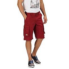 Regatta - Red 'Shore bay' shorts