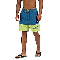 Regatta - Blue 'Bratchmar' swim shorts