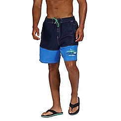 Regatta - Blue  Bratchmar  swim shorts 236420a2ea82