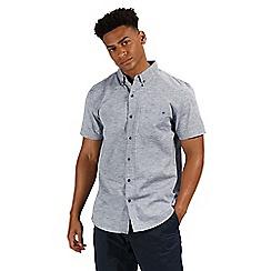 Regatta - Blue 'Damaso' short sleeves shirt