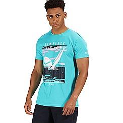 Regatta - Mens Cline III Graphic Print T-Shirt