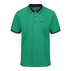 Regatta - Green 'Talcott' polo shirt