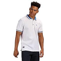 Regatta - White 'Talcott' polo shirt