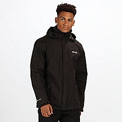 Regatta - Mens Matt Lightweight Waterproof Jacket with Concealed Hood