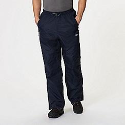 Regatta - Navy 'Chandler' short length trousers