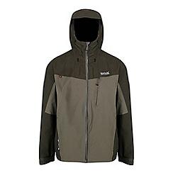 Regatta - Men's Birchdale Waterproof Hooded Jacket