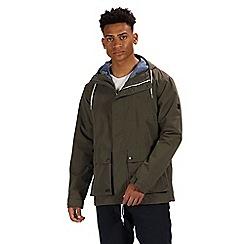 Regatta - Green 'Herrick' waterproof jacket