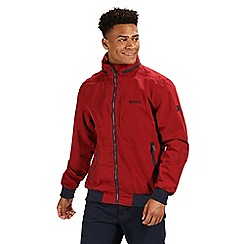 Regatta - Mens Maxfield Bomber Style Lightweight Waterproof Jacket