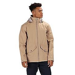 Regatta - Brown 'Hartigan' waterproof jacket