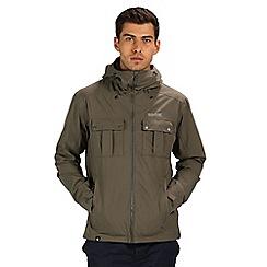 Regatta - Mens Tarnel Lightweight Hooded Waterproof Jacket