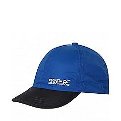 Regatta - Imperial blue pack it peak cap
