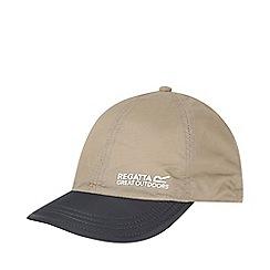 Regatta - Nutmeg pack it peak cap