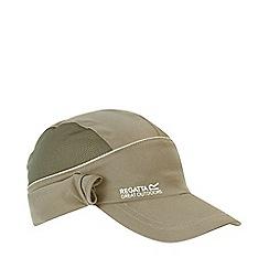 Regatta - Beige 'Protector' cap