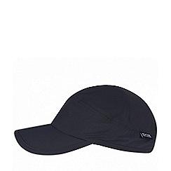 Regatta - Grey 'Folding' peak cap