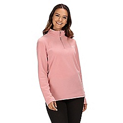 Regatta - Women's Sweethart Lightweight Half-Zip Fleece