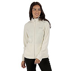 Regatta - Off white 'Clemance' fleeces
