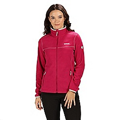 Regatta - Pink 'Floreo' fleeces