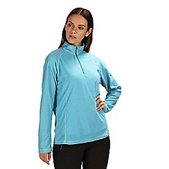 Regatta - Blue 'Montes' fleece sweater