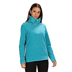 Regatta - Women's Solenne Half Zip Stripe Fleece