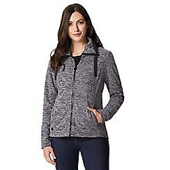 Regatta - Grey 'Zabel' fleece sweater