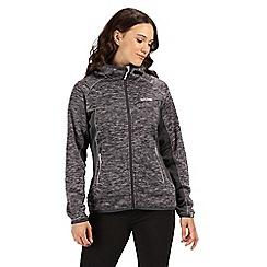 Regatta - Women's Willowbrook V Knit Effect Fleece
