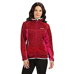 Regatta - Women's Willowbrook V Knit Effect Fleece