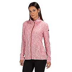 Regatta - Pink finella fleece