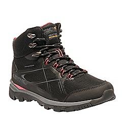 Regatta - Black 'women's kota' walking boots