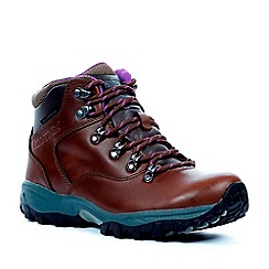 Regatta - Brown women's bainsford walking boots