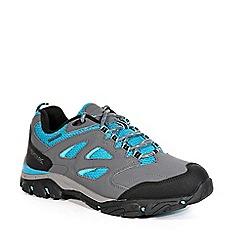 Regatta - Grey 'Holcombe' walking shoes