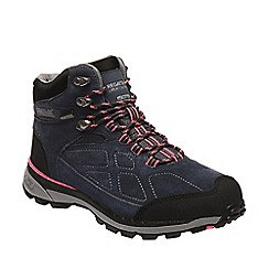Regatta - Women's Samaris Suede Hiking Boots