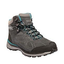 Regatta - Multicoloured 'lady samaris' suede walking boots