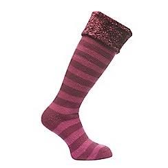 Regatta - Regatta Women's Fur Collar Sock