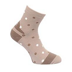 Regatta - Women's 3 Pack Lifestyle Polka Dot Socks