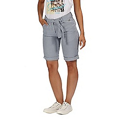 Regatta - Women's Samarah Coolweave Cotton Shorts