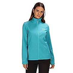 Regatta - Blue womens carby fleece