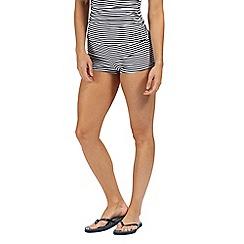 Regatta - Blue 'Aceana' bikini shorts