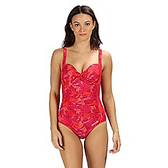 Regatta - Pink 'Sakar' swim costume