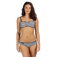 Regatta - Blue 'Aceana' bikini bandeau top