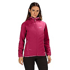 Regatta - Women's Andreson IV Lightweight Hooded Hybrid Jacket