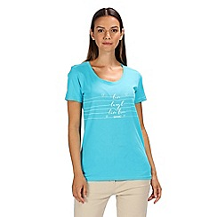 Regatta - Women's Filandra III Graphic T-Shirt