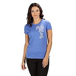 Regatta - Women's Fingal IV UV Protection Graphic Print T-Shirt