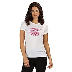 Regatta - Women's Fingal IV UV Protection Graphic Print T-Shirt