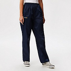 Regatta - Midnight womens pack it trousers