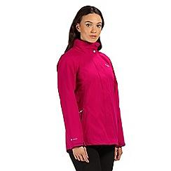 Regatta - Pink 'Daysha' waterproof jacket