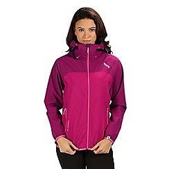 Regatta - Women's Imber II Lightweight Waterproof Jacket