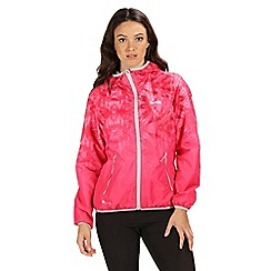 Regatta - Women's Leera III Lightweight Hooded Waterproof Jacket